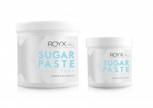 ROYX_sugar paste_white soft